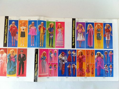 96 Best Images About Barbie Clothes Fashion Book Cards On Pinterest Barbie Friday Nights And