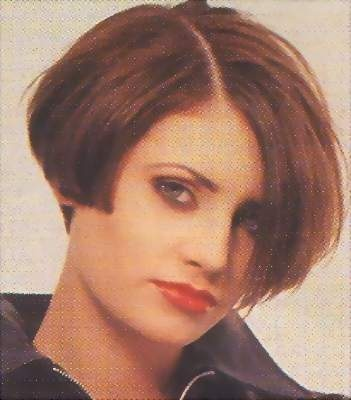 80s Asymmetrical Bob I Loved Having This Haircut In
