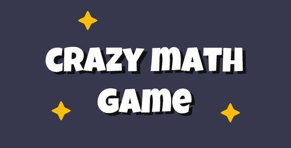 ThemeForest - Crazy Math Game  Free Download