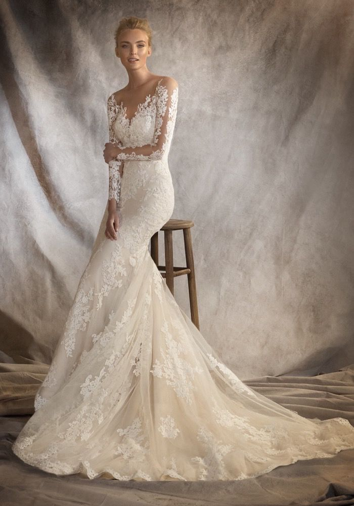 Best 25  Pronovias wedding dress ideas on Pinterest | Pronovias ...