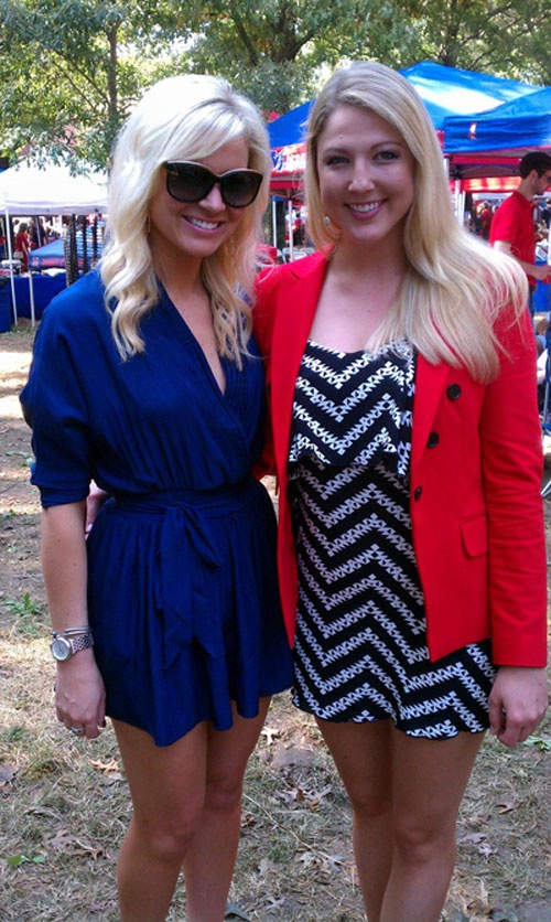 Cute tailgating outfits