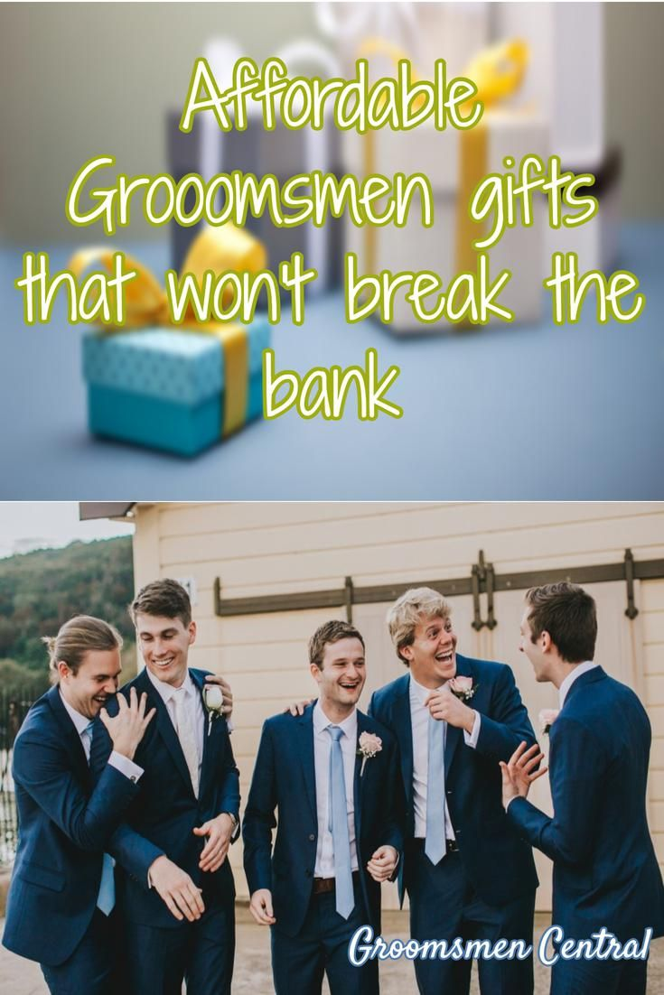 Cheap Groomsmen Gifts The Practical Guide For A Meaningful Gift