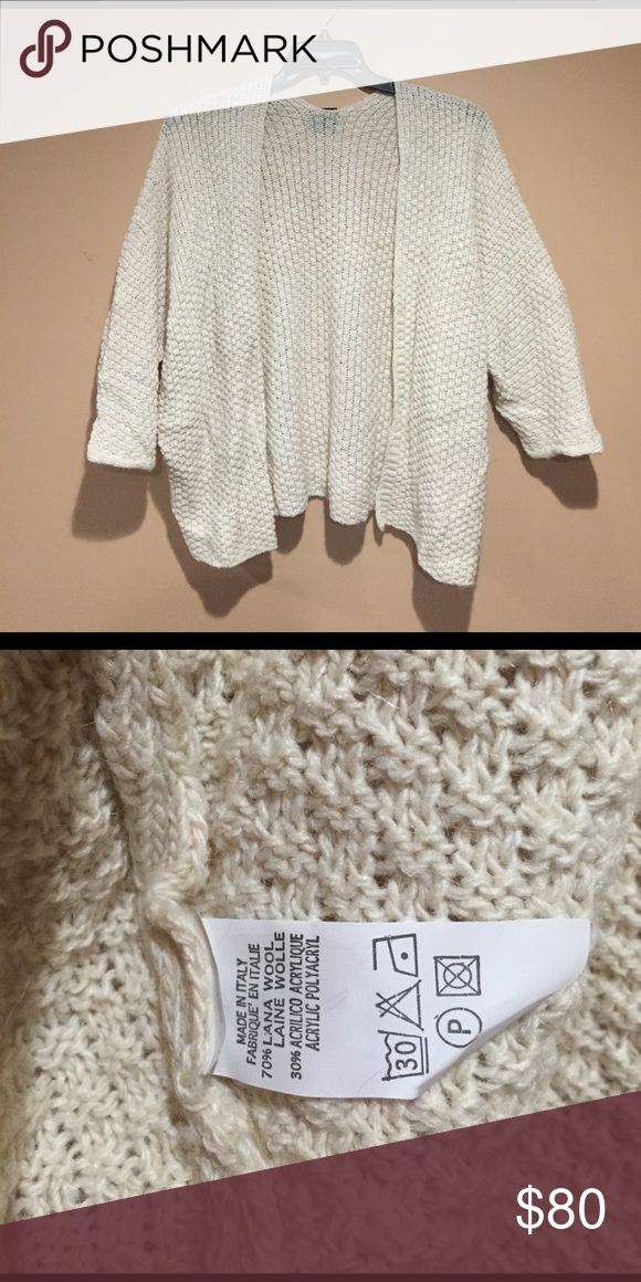 🆕 Brandy Melville cardigan Brandy Melville bat-wing cardigan sweater. New with tags. Brandy Melville Sweaters Cardigans