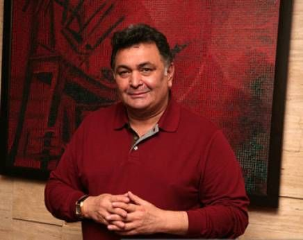 Rishi Kapoor feels blessed to still get good work