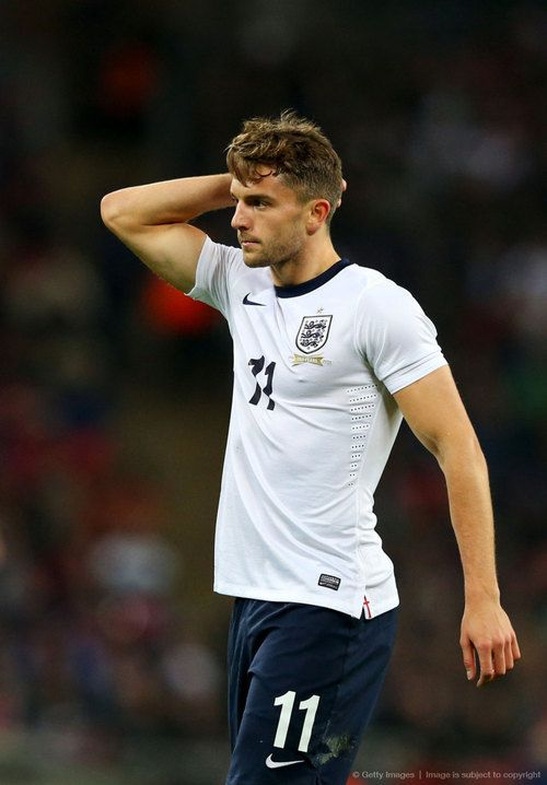 Jay Rodriguez makes his England debut against Chile.