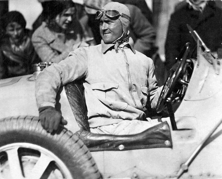 Louis Chiron & Bugatti
