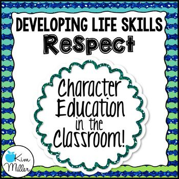 Teach your students the importance of RESPECT with this Character Education in the Classroom poster and activities pack.  This product comes with 1 classroom poster and 2 printables for students.  The character education poster is the perfect addition to any classroom!