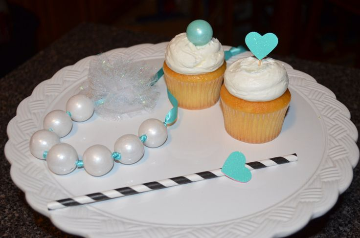 Aqua Party Pack, Turquoise party, Blue and White Party by AmoreConfections on Etsy