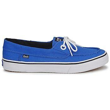 Sapatos de vela Keds STARBIRD NEON Néon / Azul 350x350