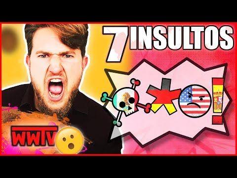 7 Insultos en Inglés y Alemán traducidos al Español WeroWeroTV - Vivir en Alemania