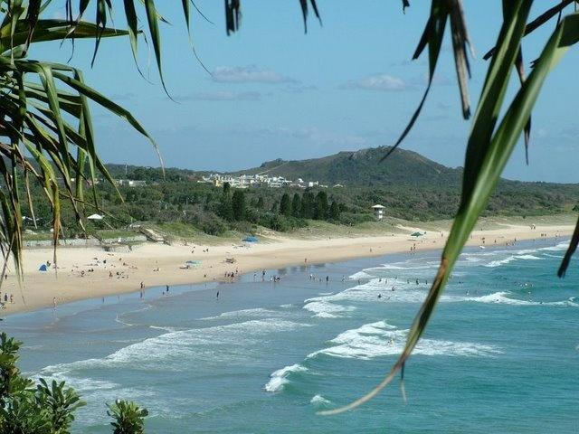 Coolum Beach, Queensland, Australia. My home town! @Donna Moritz