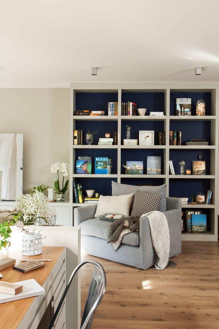 salones pequeos con muebles que aprovechan cada centmetro butacas ikeasalones