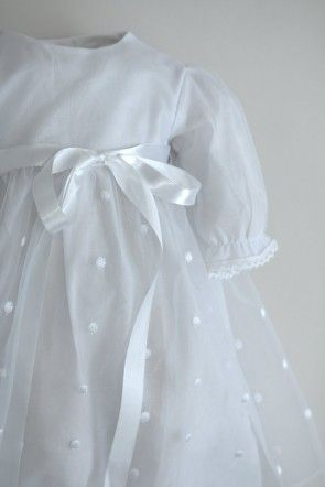 Malmo Christening Gown