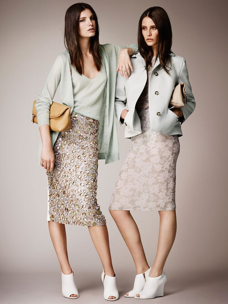 Burberry Prorsum Resort 2014 - Runway Photos - Fashion Week - Runway, Fashion Shows and Collections - Vogue