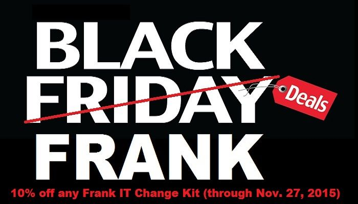 The Frank IT Change Kit -Get #Frank with your business transformation and for a limited time Save 10% #business http://www.planetgoldilocks.com/Blog/business.htm   Blog Business
