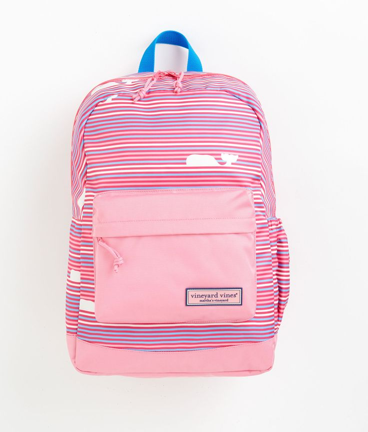 Shop Backpacks: Whale Line Backpack for Women | Vineyard Vines