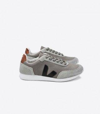 ARCADE OXFORD BLACK CAMEL - Veja #shoes #fair #ethicalfashion #zuiverewol