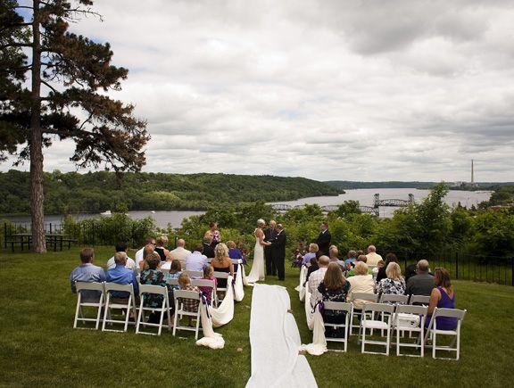 this is pioneer park in stillwater wedding ideas