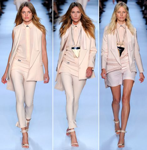 color trends of spring 2012, pastel and bright colors