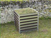 Ako kompostovať v komposteri?