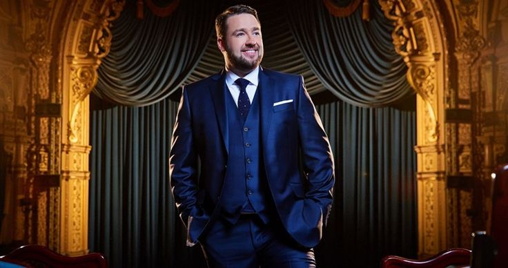 Jason Manford swaps comedy for an album of musical covers