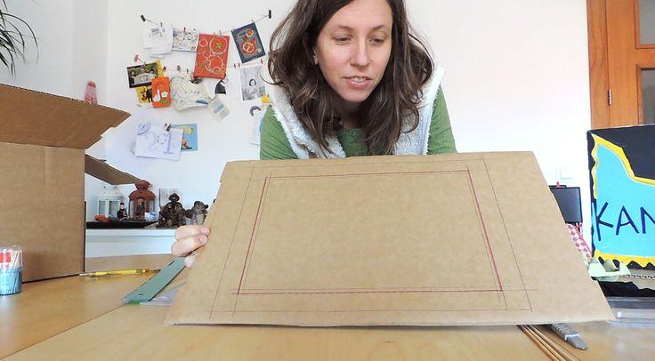 Tutorial Kamishibai de cartón