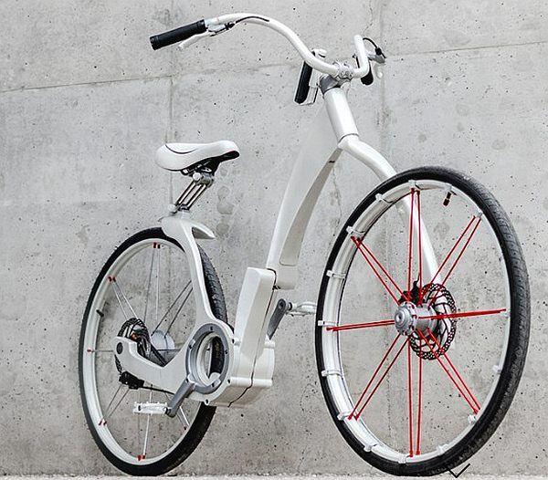 3秒で折り畳める電動アシスト自転車「Gi Bike」―坂の多い街での自転車通勤におススメ! [えん乗り]