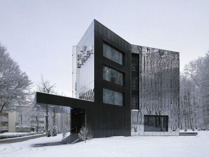 Hotel City Garden, Zug. Em2n Architekten