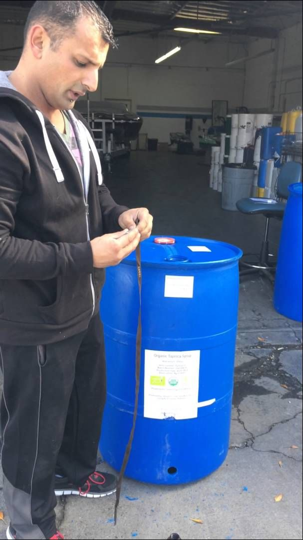 Learn how to install a bulkhead fitting and spigot into your 55 gallon plastic closed top barrel, to make your own rain barrel or emergency water barrel.