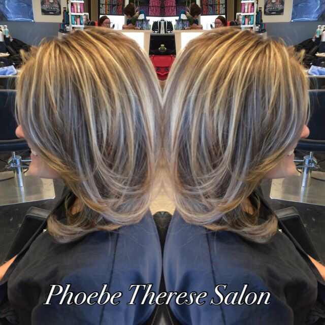Caroline came in with washed out #hair from Mexico sun, we #revived and #replenished her #color and added #moisture and #shine back into her hair. I also added #balayage #babylights to maintain a #sunkissed effect. #llprous #Loreal #phoebetheresesalon #cherrycreeknorth #olaplex #denverbalayage #omgweregood #hairbymeggz #sweepingthenation #lorealprofessional #moneyblonde