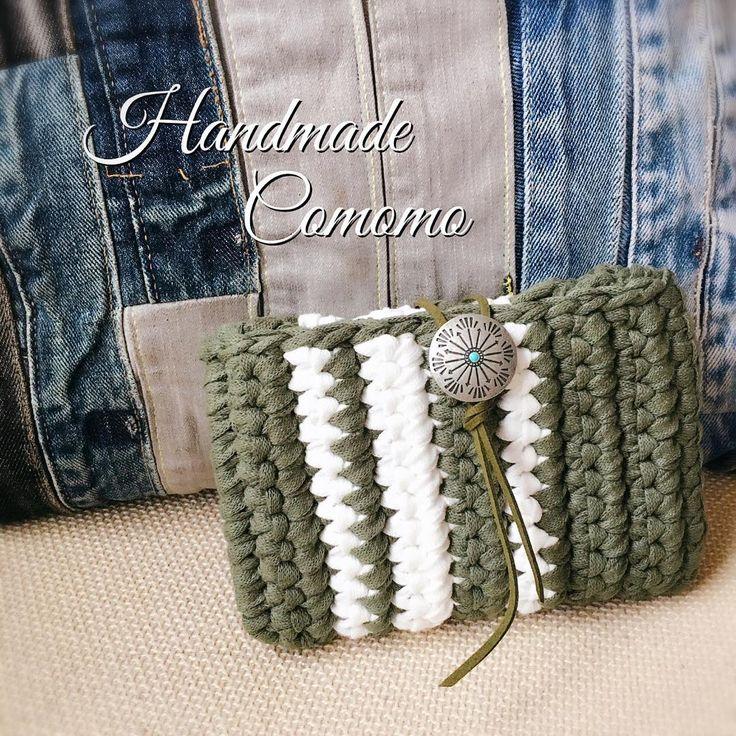 .  Al fine di completamento grandezza ~ ◡̈⃝ dopo un lungo periodo di Sumahopochi, piuttosto che il portico ❤ Seami era kaki × bianco, era Irochioda della busta fatta con stile WTW (¨̮) è in ✨ · >>>> Odasutoppu Grazie .  >>>> imitazione vendita di design deve trattenere.  · # Knit Bag # Fukkudu # Marche borsa # Fringe # borsa frange # Sumahopochi # portico # sacchetto maglia # frizione # pochette # maglia della frizione # marché #bag #Hoooked #Zpagetti # Zupagetti #RIBBONXL #HoookedRIBBONXL #…