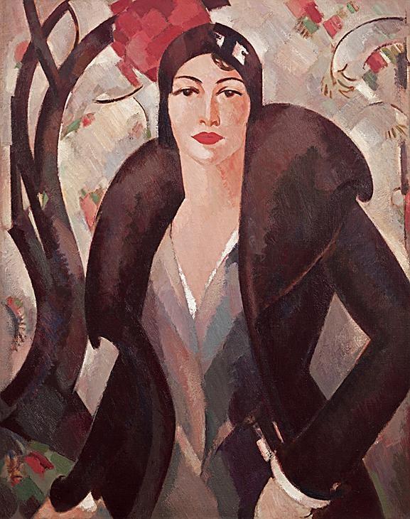 JD Fergusson, Grace McColl, 1930