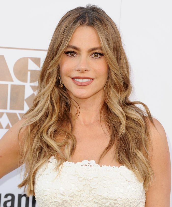 Were not Sofia vergara blonde
