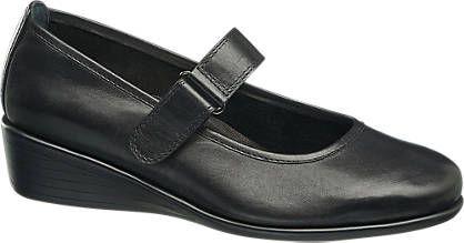 Sapato conforto cunha pele de mulher Medicus COMFORT.walk 1124229   Deichmann