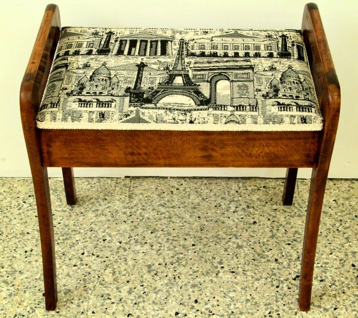 35 Best Antique Stools Images On Pinterest Piano Stool Stools And Piano Bench