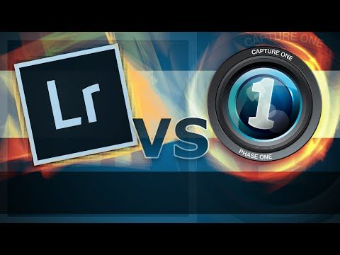 Capture One Pro 10 Vs. Lightroom; So You Are Thinking About Switching? - YouTube