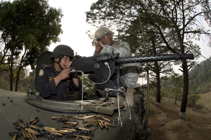 DVIDS - Images - Guatemala Inter-Agency Border Unit Training [Image 15 of 15]