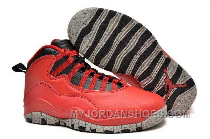 http://www.myjordanshoes.com/2015-newest-psny-x-air-jordan-10-x-retro-30th-basketball-kids-5xsxr.html 2015 NEWEST PSNY X AIR JORDAN 10 X RETRO 30TH BASKETBALL KIDS 5XSXR Only $84.00 , Free Shipping!