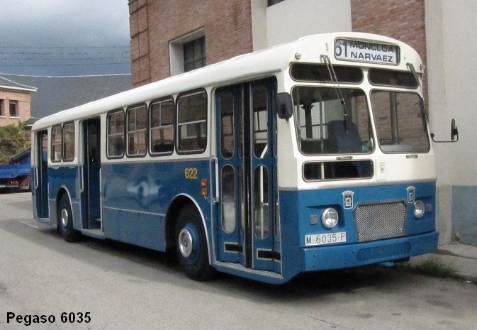 Autobús EMT - Madrid