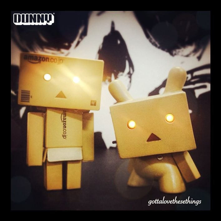 Danbo Dunny. Commission for a friend, edition of 1.