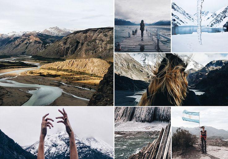 InstaPatagonia sur Instagram http://madebymaider.com/meilleurs-comptes-instagram-voyage-patagonie/ #voyage