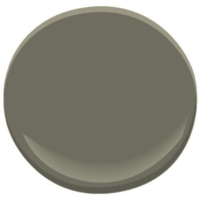 Benjamin Moore Sharkskin 2139-30 Color Preview | Master Water Closet (keep in mind this color is separate from the others except for Master colors)