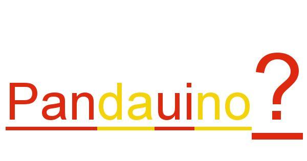 Pandauino? conçoit et commercialise des cartes électroniques, comportant un programme informatique, basées sur la technologie Arduino.
