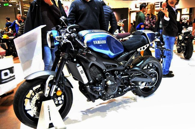 yamaha xsr 900 cafe racer motorcycles caferacer motos cars bikes. Black Bedroom Furniture Sets. Home Design Ideas