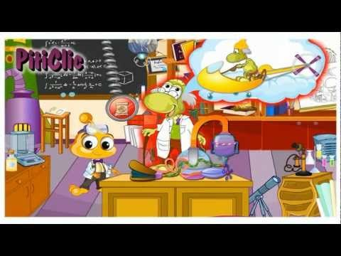 PitiClic scurta prezentare - CD-uri educative pentru copii - YouTube