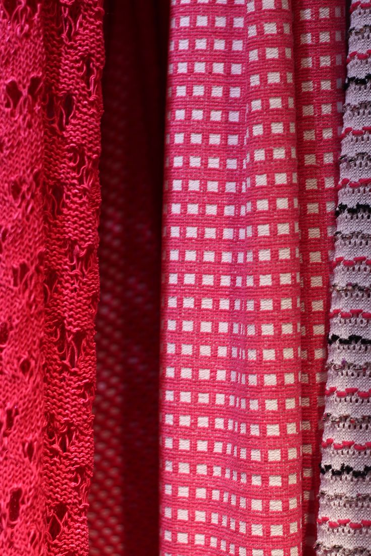 Pitti Filati SS18 Trend report_ Pink tones Colour trend_ Millefili