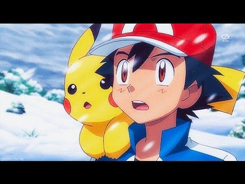 New, Pikachu, Ash, Pokémon song 216