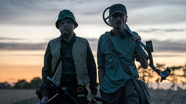 BBC - Detectorists Andy and Lance are reunited for third series of the Bafta Award-winning BBC Four comedy - Media Centre