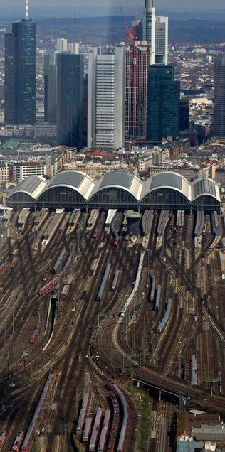 Frankfurt am Main - Bahnhof