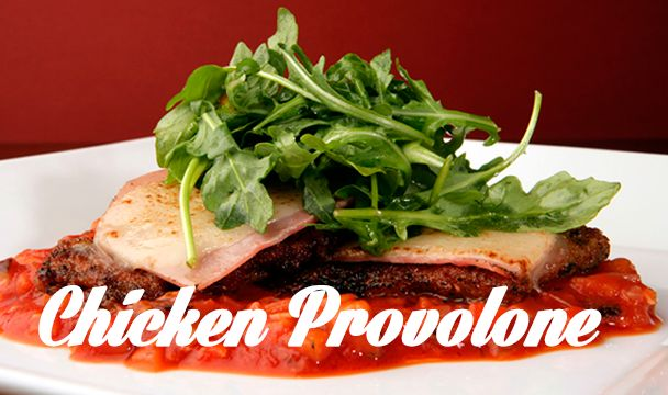 Chicken Provolone : Cooking with Nick Stellino : The Home Channel